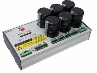 Power Module 325VDC/ 2000VA – moduł zasilacza 325 VDC do simDrive