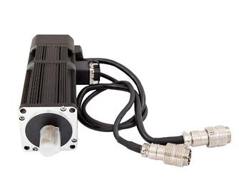 Serwosilnik CSM z hamulcem AC 220V | 400W + przewód hamulca