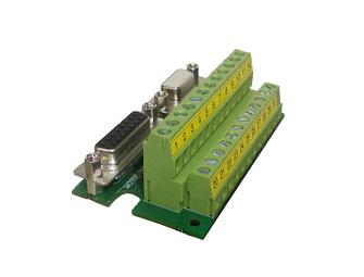 Adapter do podłączania simDrive 750W i CSM Servo Motor 750W (opcja)