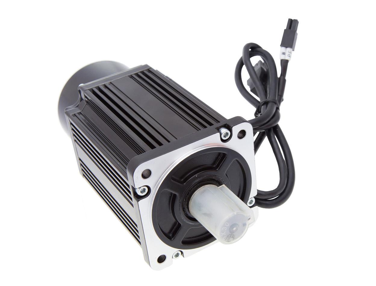 Serwosilnik CSM 220V AC 750W (enkoder 2500imp/rev, czujniki halla)