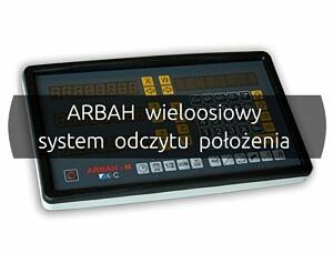 ARBAH wieloosiowy system odczytu położenia